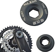 MIXIM 20MM Aluminum Alloy Titanium Mountain Bike Crankset Crank Cover Screw