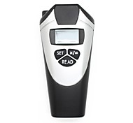Hand Held LCD Digital Ultrasonic Laser Distance Meter (0.5~18m,+/-1cm)