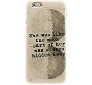 Unique SHE Design Hard Case for iPhone 6