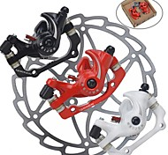 Meijun linha puxando freios a disco de freio a disco mountain bike disco 160 milímetros de freio da bicicleta