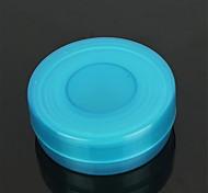 Plastique tasse bleu Unique Extérieur