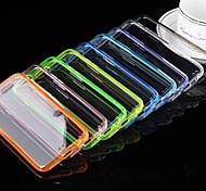 lucency ТПУ акриловая мягкий чехол для iPhone 6 (ассорти цветов)