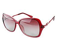 Polarized Women's Oversized Plastic Retro Sunglasses