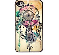 Dream Catcher Design Aluminum Hard Case for iPhone 4/4S