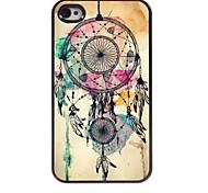 Dream Catcher caso duro in alluminio per iPhone 4 / 4S