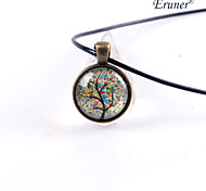 Eruner®Tree of Life Necklace Tree of Life Necklace Pendant Tree of Life Necklace Je