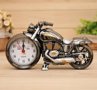 Fashion Retro Personality Motorcycle Alarm Clock