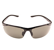 Cycling 100% UV400 Plastic Wrap Fashion Sports Glasses