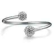 XSJ Women's 925 Silver High Quality Handwork Elegant Bracelet