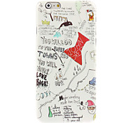 Paper Towns Design Hard Case for iPhone 6