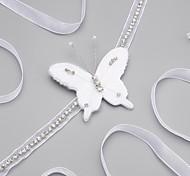 Alloy Wedding Bridal Forehead Jewelry With Rhinestone Hairband