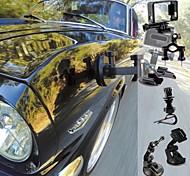 Accessoires GoPro Accessoires Kit Pour Gopro Hero 2 / Gopro Hero 3+ / Gopro Hero 4 Auto / Motoneige / motocycle / Vélo