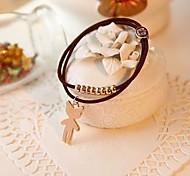 Fashion Little Bear Plastic Charm Bracelet(1pc)(more colors)