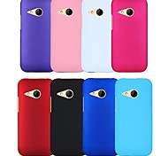 Pajiatu Hard Mobile Phone Back Cover Case Shell for HTC One M8 Mini (Assorted Colors)