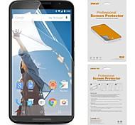 ENKAY Clear HD Protective PET Screen Protector for Motorola Nexus 6