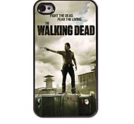 The Walking Dead Muster Aluminium Hard Case für iPhone 4 / 4s