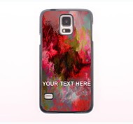 personalisierte Telefon-Fall - Himmel Design-Metall-Fall für Samsung-Galaxie s5
