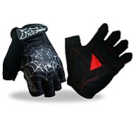 Breathability Half Finger Gloves Design for Cycling Bicycle