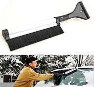 LEBOSH®Scalable Snow Shovel Long Handle the Snow Shovel Aluminum Alloy Snow Shovel