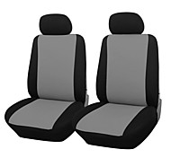 4 Pieces/Set Car Seat Covers Universal Fit Material Polyester 3MM Composite Sponge Auto Interior Accessories