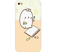 Rabbit Pattern Hard Back Case for iPhone 6