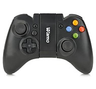 Wamo Wireless Bluetooth Gamepad for Android ios Cell Phone + PC (Black)