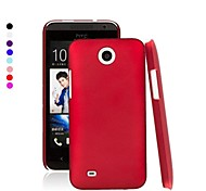 Pajiatu Hard Mobile Phone Back Cover Case Shell for HTC Desire 300 301e  (Assorted Colors)