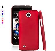 pajiatu duro posteriore del telefono mobile Cassa di coperture copertura per HTC Desire 300 301E (colori assortiti)