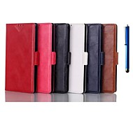 High Quality Pattern PU Wallet Leather Case with Pen for Nokia N930/N929 (Assorted Colors)