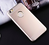 High Quality Ultra-Thin 2in1 Aluminium Hard Case for iPhone 6 (Assorted Colors)