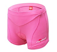 WEST BIKING® Bike Cycling Underwear 3D Gel Pad Under PAD Black Pink Briefs Soft Dynamic Female Size S-XL Shorts
