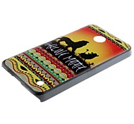 Lion Pattern PC Hard Case Have A Perfume and Phone Holder  for Nokia Lumia N630