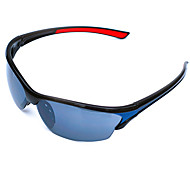 [Free Replacement Lenses] Cycling Anti-Wind PC Wrap Fashion Sports Glasses