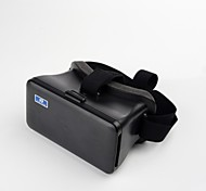 Cardboard Head Mount Plastic Virtual Reality 3D Video Glasses for Android iOS 5.5-6.3inch Smart Phones