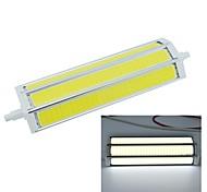 R7S 15 W COB 1350 LM Cool White T Decorative Corn Bulbs AC 85-265 V