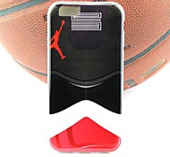 Air Jordan Sneakers Design Part V Tpu Soft Case for iPhone 6/6S(Assorted Colors)