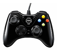 RAPOO V600 PC Gamepad Games Vibration USB Shock Controller for Windows PC360 PS3 Android TV