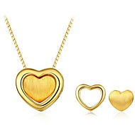 Valentine'S Day South Korea Is Contracted Chain Pendant Clavicle Love Short