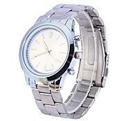 Men's Steel Circular Strip China Movement Watch Dial(Assorted Colors)