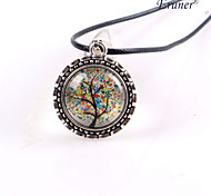 Eruner®Tree of Life Necklace Tree of Life Necklace Pendant Tree of Life Necklace Jewelry Vintage Style