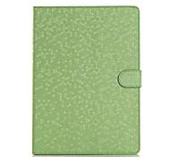 étuis en cuir de motif de diamant pour ipad air 2 (couleurs assorties)