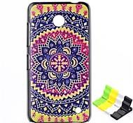 Sonnenblumenmuster pc Koffer und Gerätehalter für Nokia Lumia 630