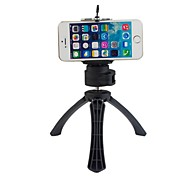High-grade Stand Tripod with Phone Holder for iPhone / Mobile Phone and Camera Lens