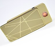 Personalized Geometric Line Type USB Electronic Lighter