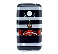For Nokia Case Pattern Case Back Cover Case Lines / Waves Soft TPU Nokia Nokia Lumia 530