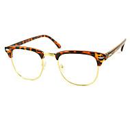 [Lenti liberi] browline acetato pieno-orlo occhiali da vista della moda