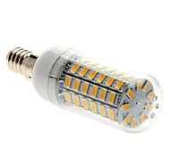 4.5w e14 led luces de maíz t 69 smd 5730 450-500 lm cálido blanco ac 220-240 v