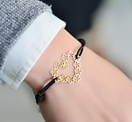 ausgeschnitten Herzen Stanzen elastische Armband