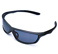 Cycling Polarized PC Rectangle Fashion Sports Glasses
