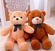 35CM Cute Brown Plush Teddy Bear Huge Soft 100% PP Cotton Toy